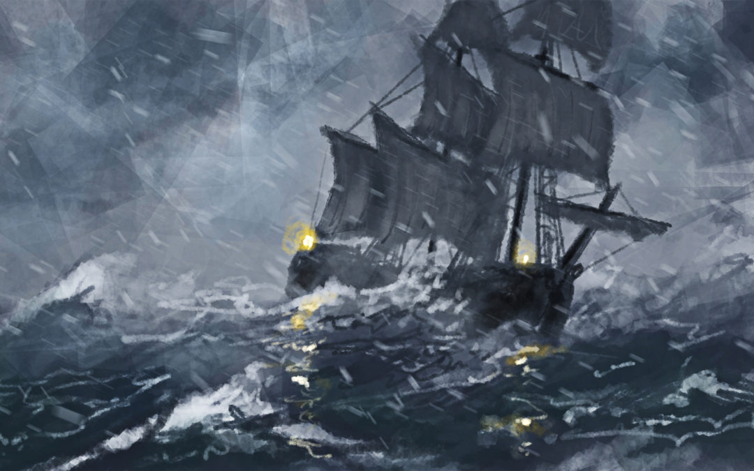 Batten down the hatches or keep moving?