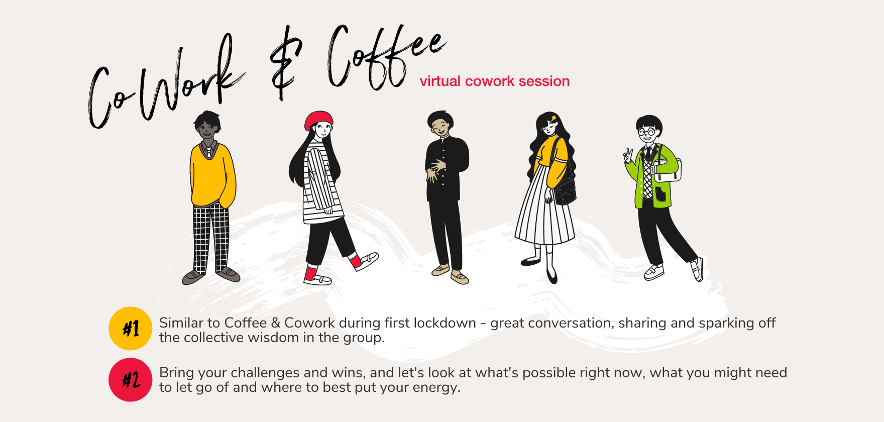cowork and coffee